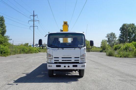 Манипулятор Isuzu Elf 5 тонн