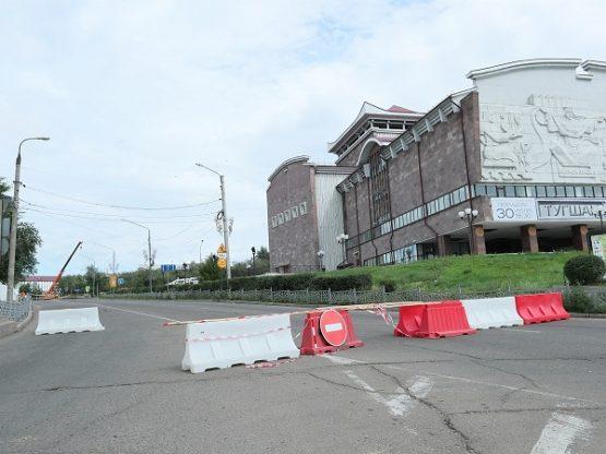 Улан-Удэ завершается ремонт теплотрасс